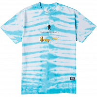 Grizzly FUNGUS ENTHUSIASTS S/S TEE TIE DYE