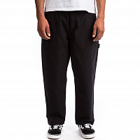 Polar 93 CANVAS PANTS BLACK