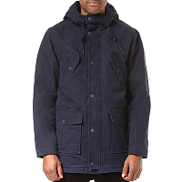 RVCA GROUND CONTROL PARKA FEDERAL BLUE