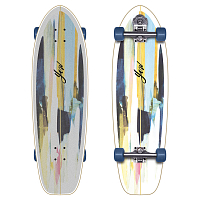 YOW TEAHUPOO POWER SURFING SERIES SURFSKATE 34