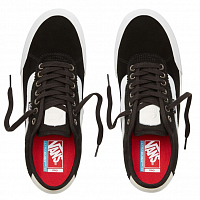 Vans MN CHIMA PRO 2 (SUEDE/CANVAS) BLACK/WHITE