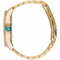 Nixon BULLET Light Gold/Turquoise