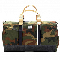 Herschel Novel Woodland Camo/Dark Denim