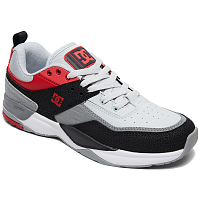DC E.tribeka M Shoe BLACK/ATHLETIC RED/BATTLESHIP