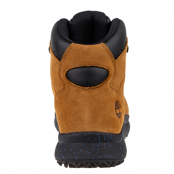 Ботинки TIMBERLAND WORLD HIKER MID FW19 от TIMBERLAND в интернет магазине www.traektoria.ru - 4 фото