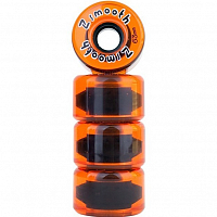 Z-Flex ZFX WHEELS ORANGE TRANS
