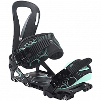 Spark R&D SURGE BINDINGS BLACK/MINT
