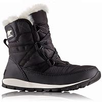 SOREL WHITNEY SHORT LACE BLACK