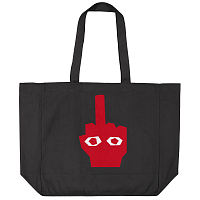 Makia NO OFFENCE DAY TOTE BLACK