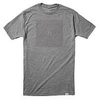 Nixon REVERB S/S TEE Dark Heather Gray