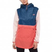 The North Face W FANORAK SPICEDCORALMLTI (9JR)