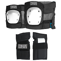 DNA ORIGINAL KNEE & ELBOW KIDS PACK ASSORTED