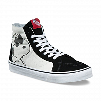 Vans UA SK8-HI REISSUE (Peanuts) Joe Cool/black