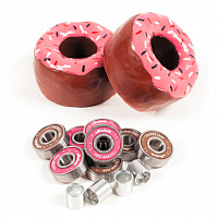 ANDALE DAEWON DONUT WAX & BEARINGS ASSORTED