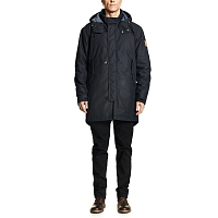 Makia FISHTAIL PARKA NAVY