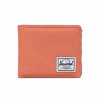 Herschel ROY RFID Apricot Brandy/Saddle Brown