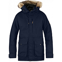 FJALLRAVEN BARENTS PARKA DARK NAVY