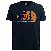 The North Face M SS FINE ALP EQUTEE URBAN NAV (H2G)