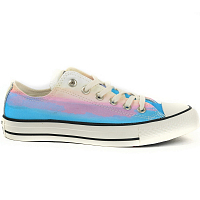 CONVERSE CHUCK TAYLOR ALL STAR OX DAYBREAK PINK/MOTEL POOL/EGRET