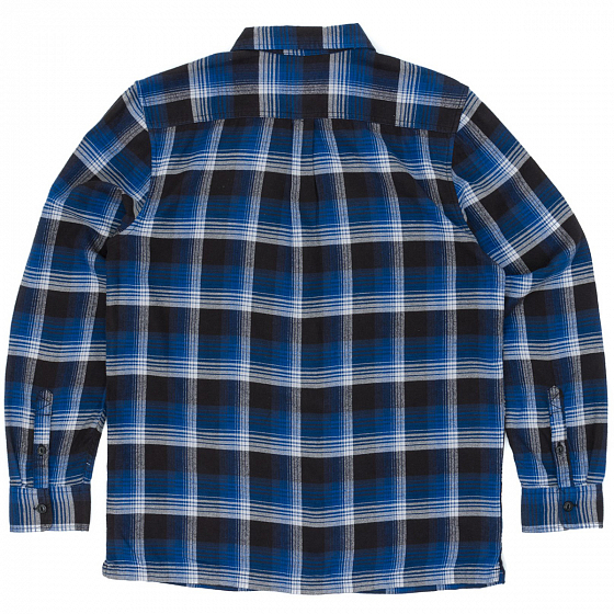 Рубашка VANS VANS X ANTI HERO WIRED FLANNEL SS19 от Vans в интернет магазине www.traektoria.ru - 3 фото