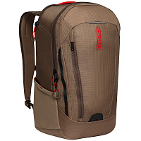 OGIO APOLLO PACK KHAKI/RED