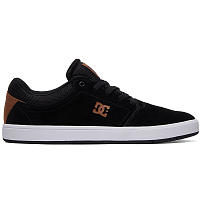 DC CRISIS M SHOE BLACK/BROWN/BLACK