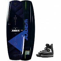 Jobe VANITY WAKEBOARD & MAZE BINDINGS SET ASSORTED
