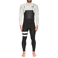 Hurley M ADVANTAGE PLUS 3/2 MM FULLSUIT LIGHT CREAM