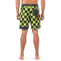 Vans CAPTAIN FIN BOARDSHORT 19 Neon Green/Black