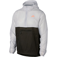 Nike M NK SB JKT ANORAK SU19 VAST GREY/SEQUOIA/ORANGE PULSE