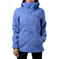 The North Face W NFZ INSULATED JACKET Stellar Blue