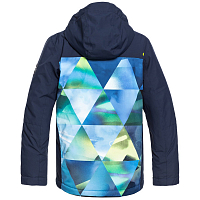 Quiksilver MISS YTH JK B SNJT LIME GREEN_STRETCH THE UNIVERS