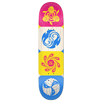 Real Skateboards RL BRD KYLE COSMO DOTS 8,25