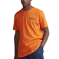 RVCA WILDCAT BRIGHT ORANGE