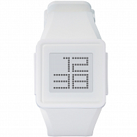 Nixon Newton Digital WHITE