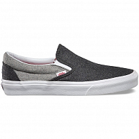 Vans Classic Slip-On (Wool Sport) pewter/gray