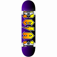 Real Skateboards CMPLT DEEDS FADES 7,5