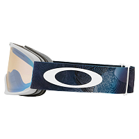 Oakley O FRAME 2.0 XL MYSTIC FLOW POSEIDON/HIGH INTENSITY YELLOW IRIDIUM
