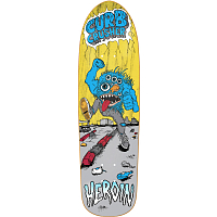 Heroin CURB CRUSHER 2019 DECK 9