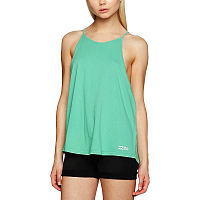 Billabong ESSENTIAL TANK POINT ISLAND GREEN