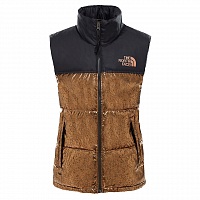 The North Face W 1996 RTO NPSE VEST METALLIC (5NW)