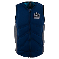 Liquid Force Z-CARDIGAN COMP NAVY HEATHER