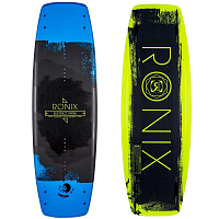 Ronix District Park Matte Metallic Black & Blue/Yellow Base