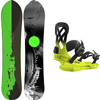 Траектория M FREERIDE PACKAGE 2 0