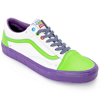 Vans OLD SKOOL (Toy Story) Buzz Lightyear/true white