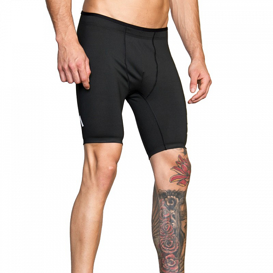 RVCA COMPRESSION SHORT SS17 от RVCA в интернет магазине www.traektoria.ru - 6 фото