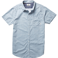 Billabong FADED SHIRT SS LIGHT STEEL