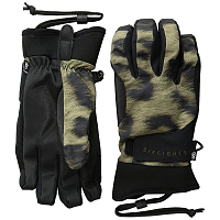 686 WMS CRUSH PIPE GLOVE LEOPARD
