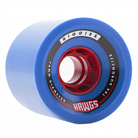 Landyachtz PRE-PACKAGED BIGGER BIGGIE HAWGS BLUE