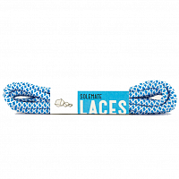 Solemate LACES BLUE/WHITE